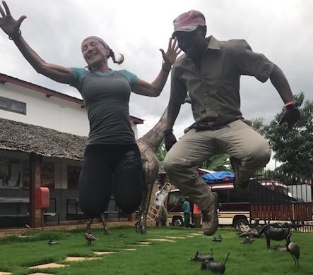 My Call to Summit:  Kilimanjaro