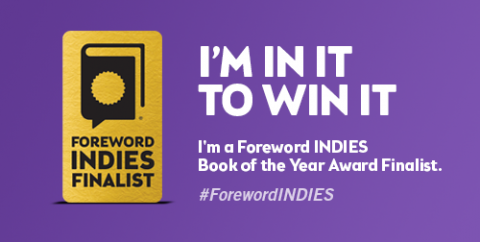 I am a 2020 Foreword Indies Finalist!